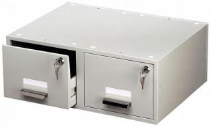 Картотека Card Index Box A5 DUO(двойная), 1500 карточек